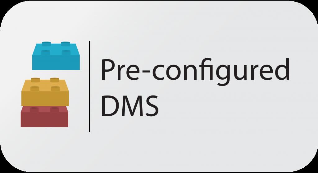 Pre-configured Document Management System